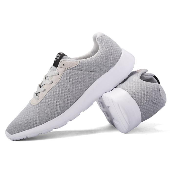 À Résistantes L'usure Qualité Sneakers Grande Taille Supérieure Chaussures Basket Respirant Cool Le Moins Personnalité Cher Homme F1Jcl3KT