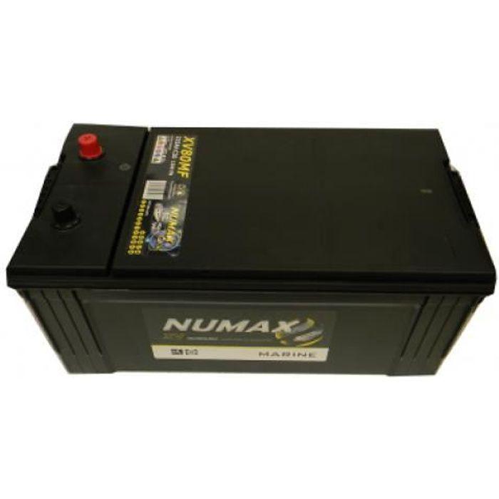 BATTERIE VÉHICULE Batterie de décharge lente Loisirs/Camping-cars Nu