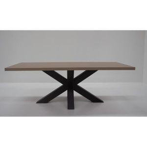 table a manger pied central - achat / vente table a manger pied