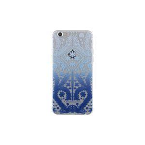 C-LACROIX Coque Paseo Christian Lacroix Iphone 7 - Bleue