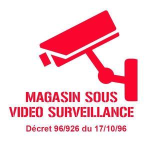 panneau video surveillance achat vente pas cher. Black Bedroom Furniture Sets. Home Design Ideas