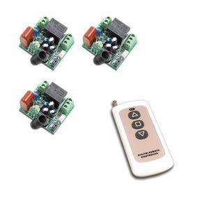 PRISE TÈLÈCOMMANDÈE AC 220V 10A Télécommande Sans Fil Commutateur RF C