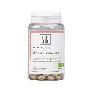 CONFORT URINAIRE Belle et Bio - Ménopause bio - 120 comprimés