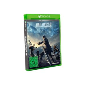 JEUX XBOX ONE FINAL FANTASY XV Day One Edition Xbox One allemand
