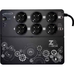 ONDULEUR INFOSEC Onduleur haute fréquence Z3 ZenBox EX 500