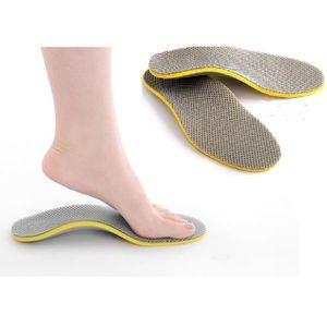 SEMELLE DE CHAUSSURE 3D Premium Confortable Orthotics Flat Foot Semelle