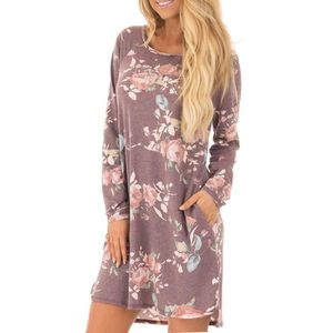 677801ff9c4 casual-femme-a-imprime-floral-robe-chemise-dame-ro.jpg