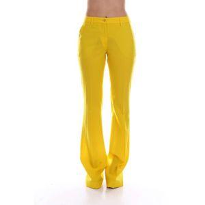 PANTALON PT01 VB17VSELZ00STD Pantalon Femme jaune