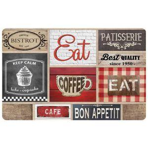 Set de table bistrot - Achat / Vente pas cher