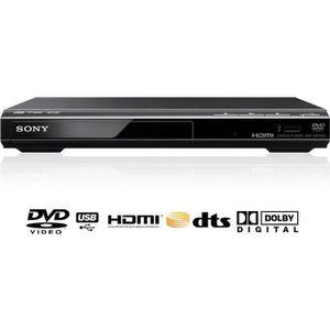LECTEUR DVD SONY DVPSR760HB Lecteur DVD - Port USB 2.0 - Upsca