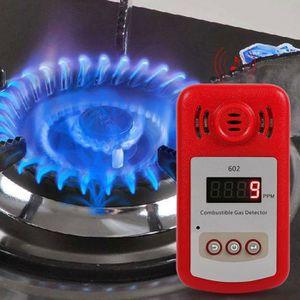 DÉTECTEUR DE FUMÉE 1Pc Détecteur de gaz combustible  300-10000PPM ave