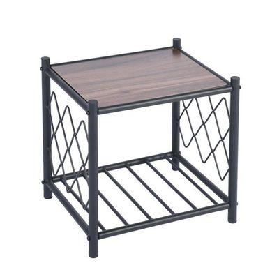Chevet Nuit Couleur Design Table De Panneau Industriel xBoCWrdQe