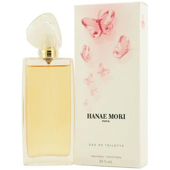 Blister Papillon Neuf Parfum Sous Pour Mori Edt Femme 100ml Hanae Rose pGqUMSzV