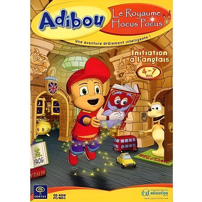 jeu adibou pc gratuit