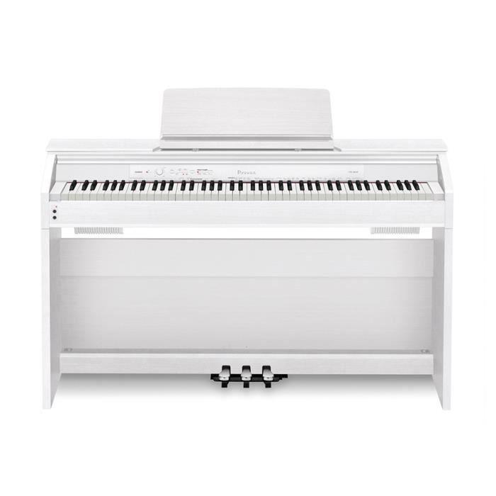 CASIO PX-860WE Piano numérique 88 touches dynamiques