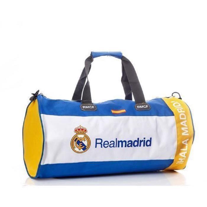 Sac de sport Real Madrid club foot CR7 Ronaldo Benzema