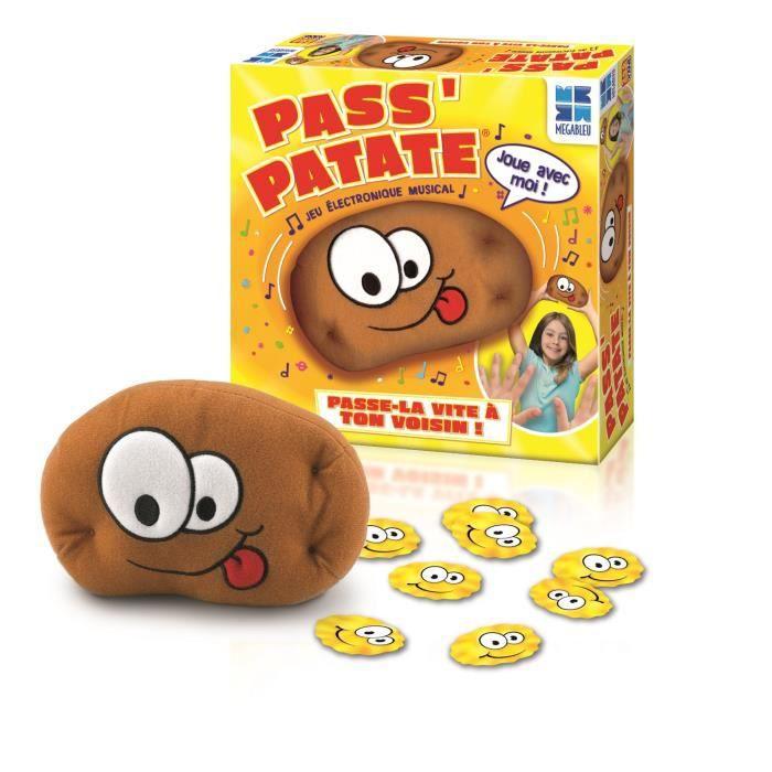 JEU SOCIÉTÉ - PLATEAU Pass Patate