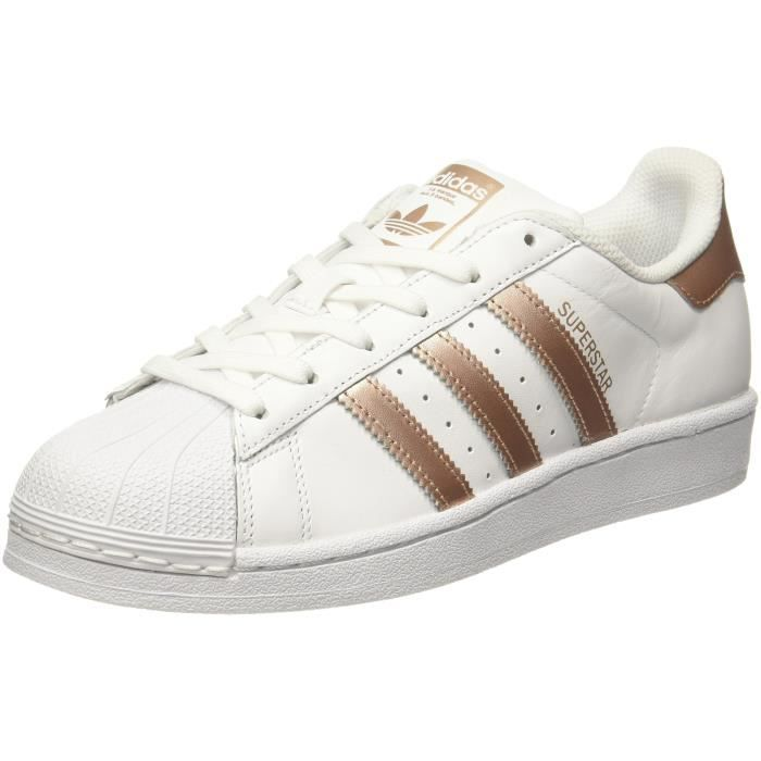 ADIDAS wo superstar w baskets pour hommes
