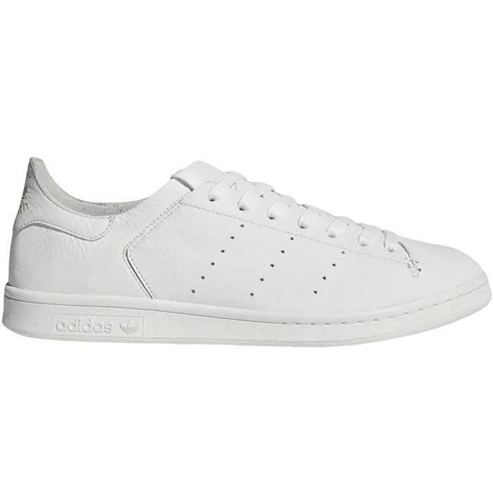 BASKET adidas Stan Smith Leather Sock Homme baskets décon