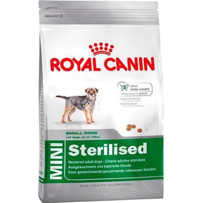 croquette pour chien sterilise - achat / vente croquette pour