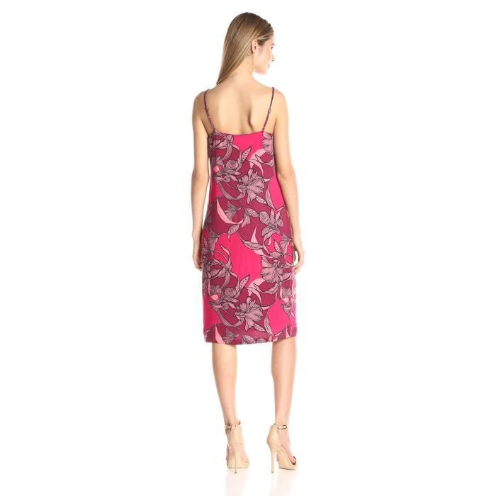 Minkpink Robe à imprimé floral fatale UBC6G