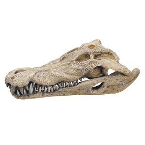 NOBBY Aqua Deco Crane De Crocodile 260 x 140 x 90mm pour aquarium