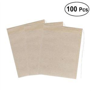 REPOSE SACHET DE THÉ OUNONA 200 pcs cordon sac à thé filtre papier vide