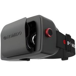 Lunettes connectées Homido Casque de réalité virtuelle pour Smartphone