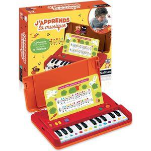 jouet piano pour enfant 4 ans achat vente jeux et jouets pas chers. Black Bedroom Furniture Sets. Home Design Ideas