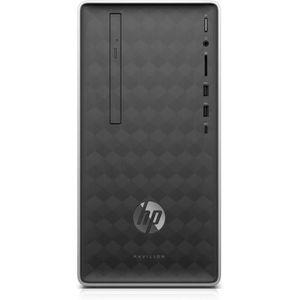 UNITÉ CENTRALE + ÉCRAN HP Pavilion 590-a0027nf, 3,1 GHz, AMD A, 8 Go, 112