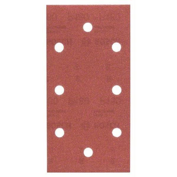 BOSCH Accessoires - abr. vibr. b&d auto -agrippant 93x185/g180/8trous