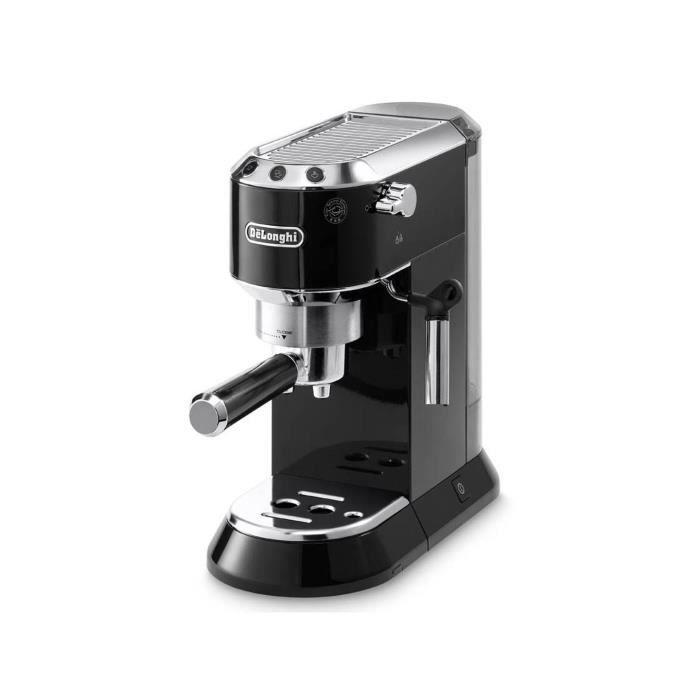 DELONGHI EC680.BK Machine expresso classique Dedica - Noir