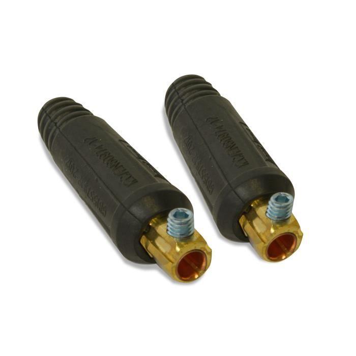 STANLEY 460507 Lot de 2 connecteurs universels type DIN25 pour câbles