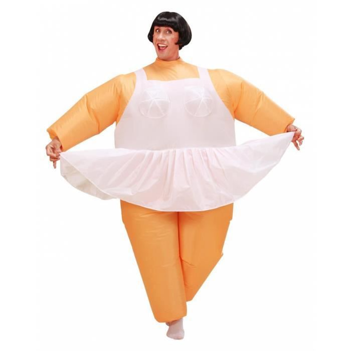 Ballerina Costume gonflable