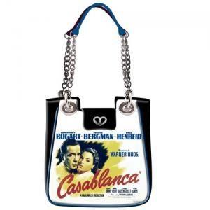 Sac à Main Style Classic Moovies - Casablanca