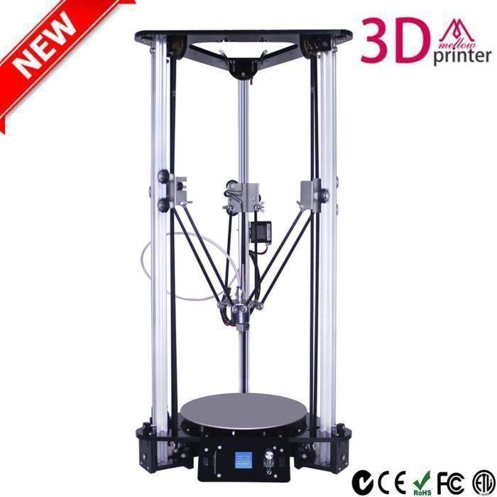 IMPRIMANTE 3D EZT DIY Imprimente 3D Kit  industrielle haute préc