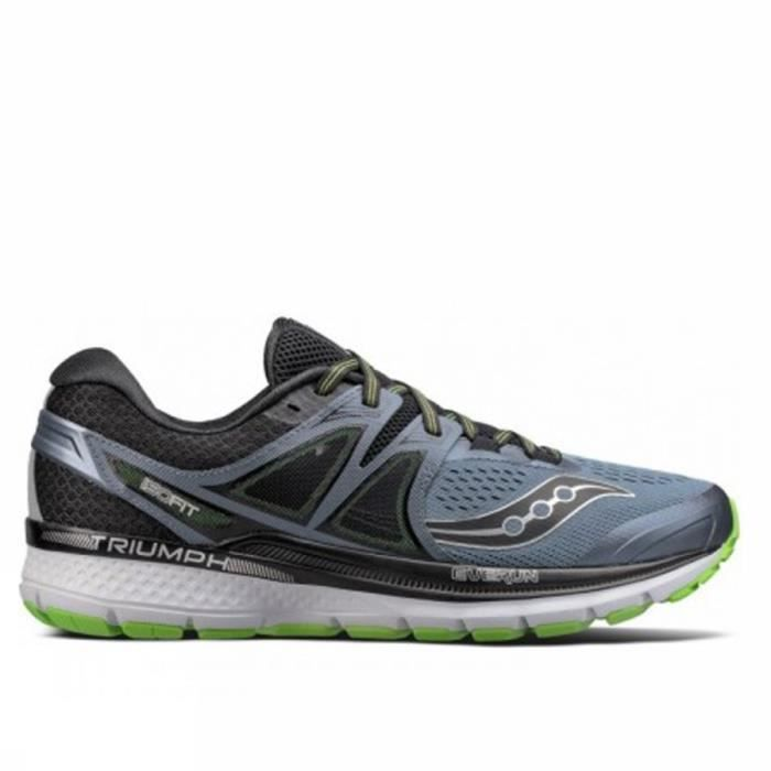 f16c4a1b602 SAUCONY TRIUMPH ISO 3 20346 04 RUNNING HOMME - Prix pas cher - Cdiscount