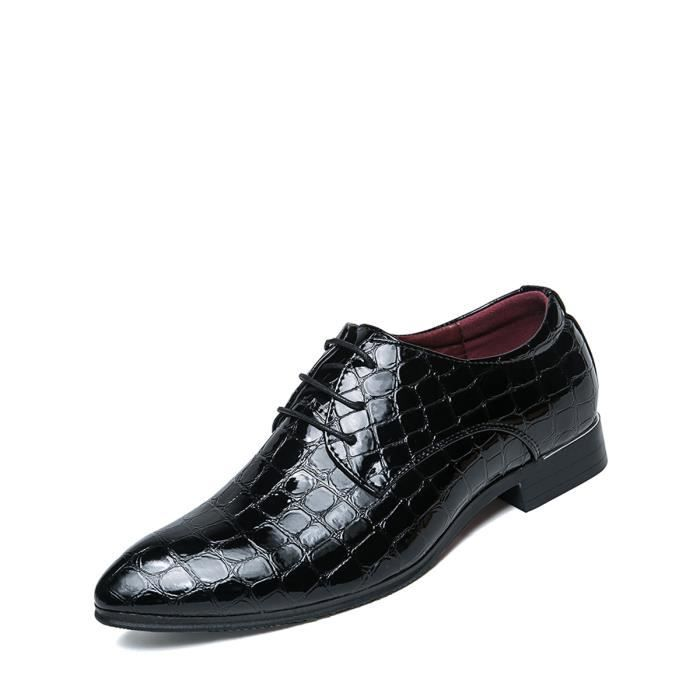 Chaussures pour homme Business Style Mode Vintage Oxfords Chaussures 12842234