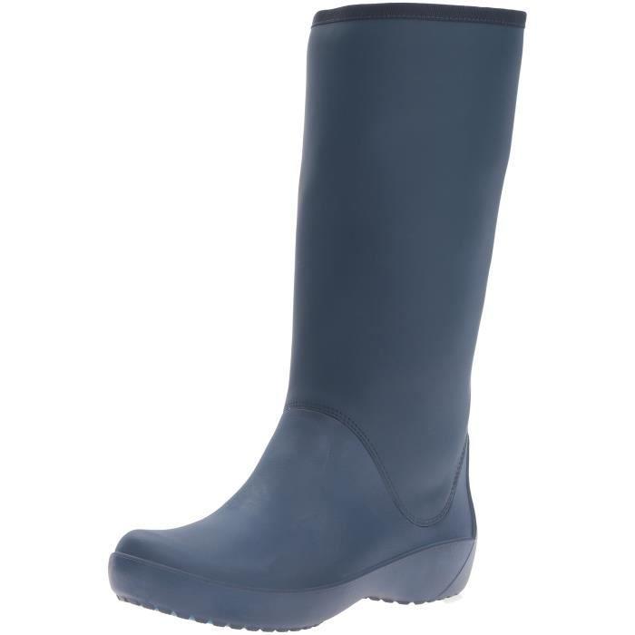 Crocs Croslite pour femmes pluie floe haute botte LUOH9