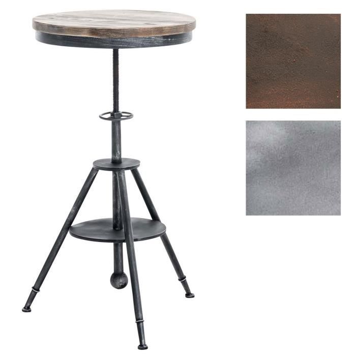Tabouret de bar hauteur assise 50 cm achat vente for Clp annex 6 table 3 1