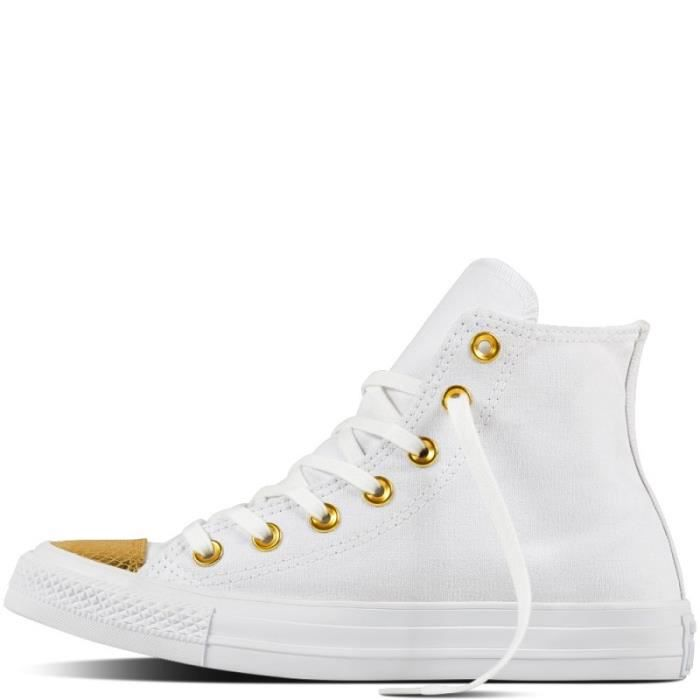 BASKET - Converse chuck taylor all star metallic toecap VVOlj