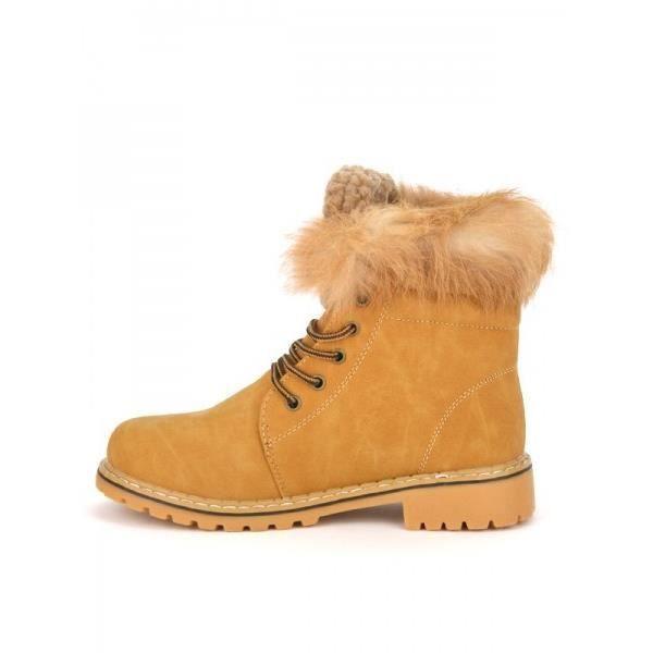 Bottines Chaussures Femme, Cendriyon