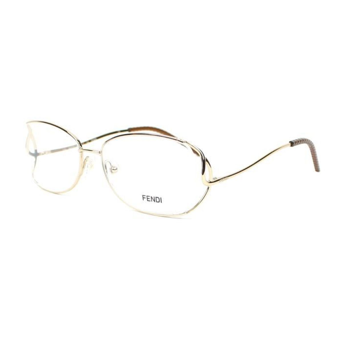 Lunettes de vue Fendi F902 -714 Or - Achat   Vente lunettes de vue ... a929a16355e0