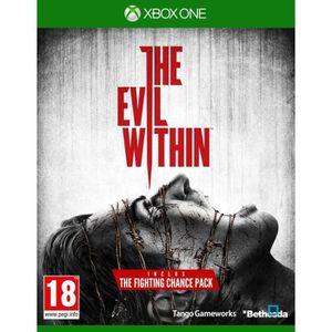 JEU XBOX ONE Evil Within - Jeu Xbox One