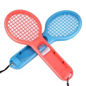 RAQUETTE DE TENNIS 1 paire de tennis Racket poignée en forme de contr