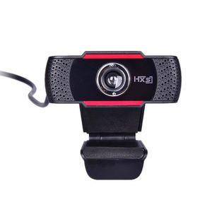 WEBCAM HXSJ S20 HD Webcam Ordinateur portable de bureau W
