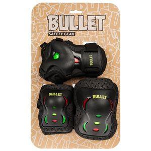 KIT PROTECTION Bullet - Pack de 3 protections - enfant - couleurs