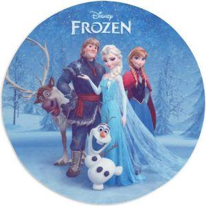 Disque de sucre gateau la reine des neiges achat vente - La reine des neiges personnage ...