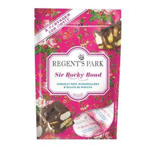 CONFISERIE DE CHOCOLAT REGENT'S PARK Barres chocolatées Sir Rocky Road en