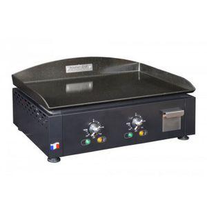 PLANCHA DE TABLE Kitchen chef - plancha électrique 3500w plaque aci